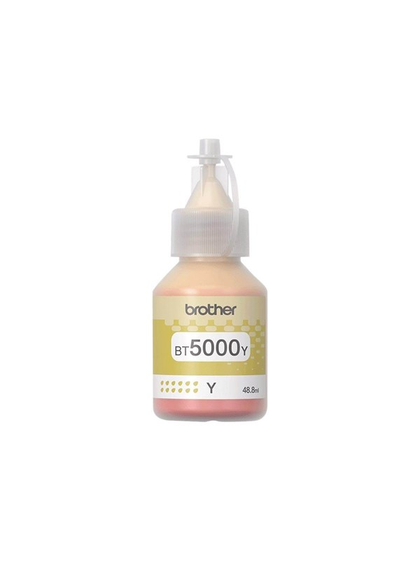 Brother BT5000Y BT 5000Y Yellow Ink - Ink refill Yellow