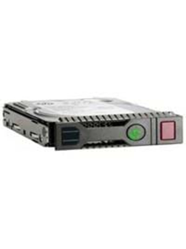 "HP E Enterprise Hårddisk - 600 GB - 2,5"" - 10.000 rpm - Serial Attached SCSI 3 - cache"