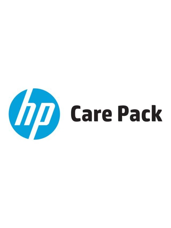 HP Electronic Care Pack Next Business Day Hardware Support with Defective Media Retention Post Warranty