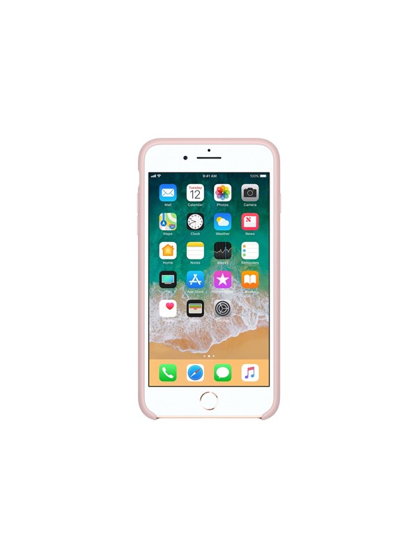 Apple iPhone 7/8 Plus Silicone Case - Pink Sand