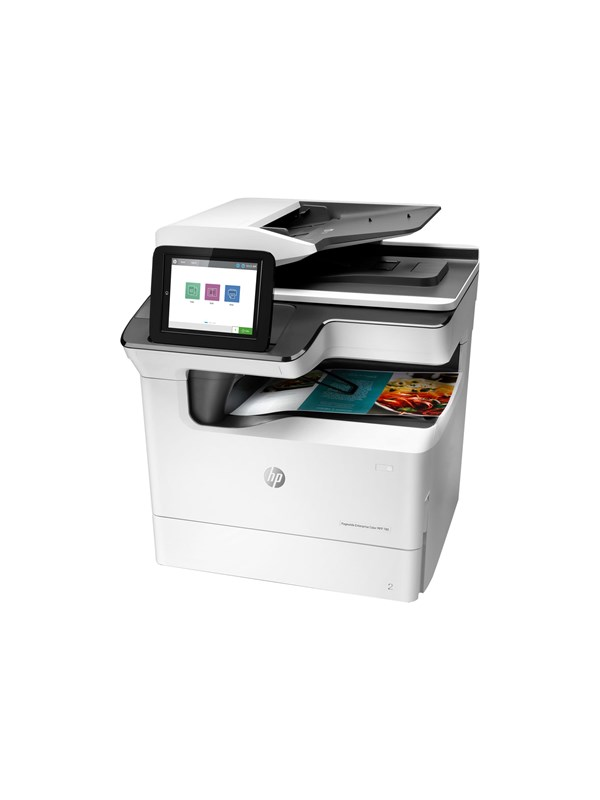 HP PageWide Enterprise Color MFP 780dn Multifunktion med fax - Färg - Page wide array