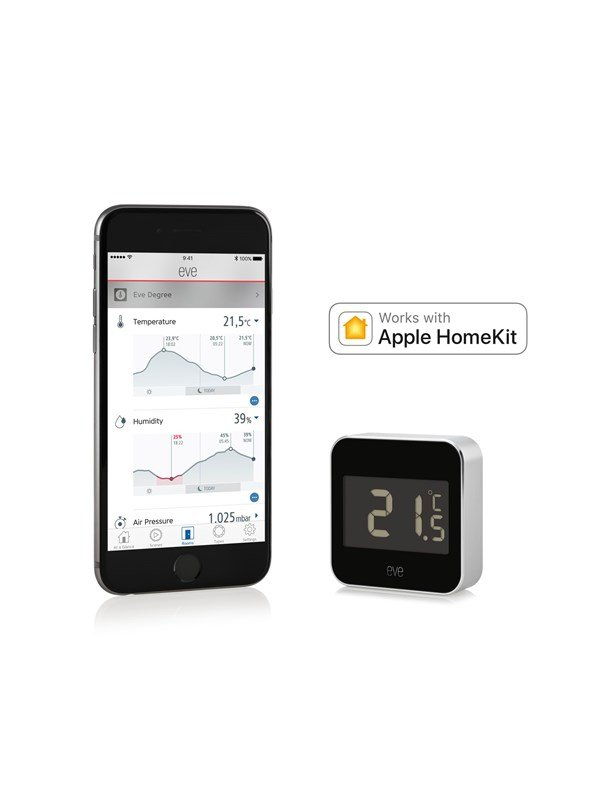 Eve Degree - Connected Weather Station for Apple HomeKit