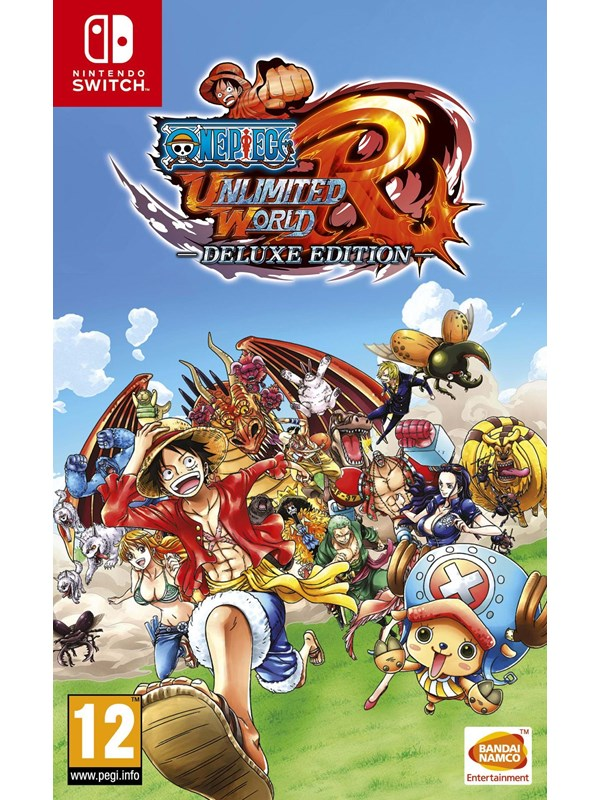 One Piece: Unlimited World Red - Nintendo Switch - Action