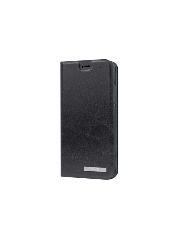 Doro 8040 - Flip Cover Black
