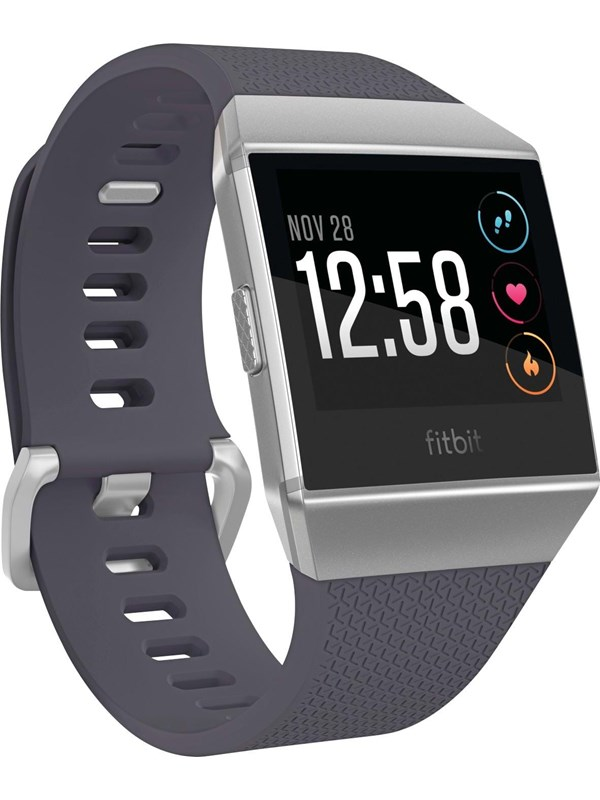 Fitbit Ionic - Blue Gray/Silver Gray