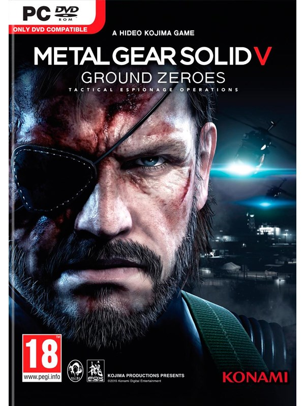 Metal Gear Solid V: Ground Zeroes - Windows - Action