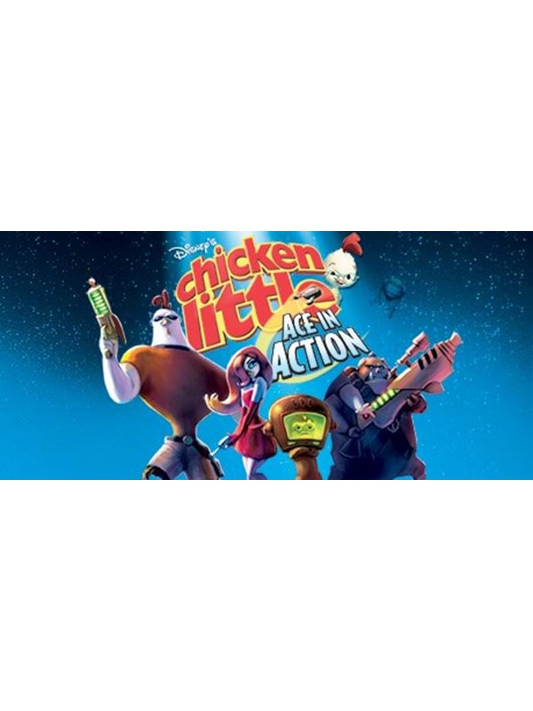 Chicken Little: Ace in Action - Windows - Action