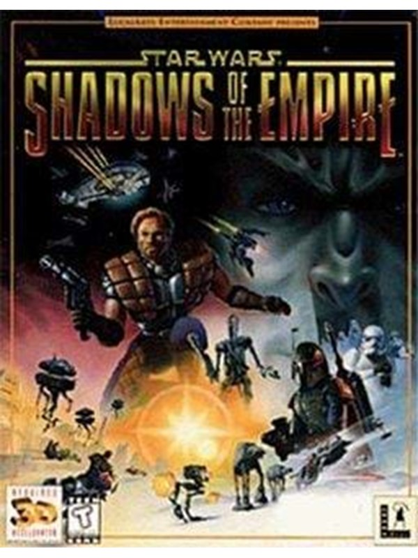 Star Wars: Shadows of the Empire - Windows - Action