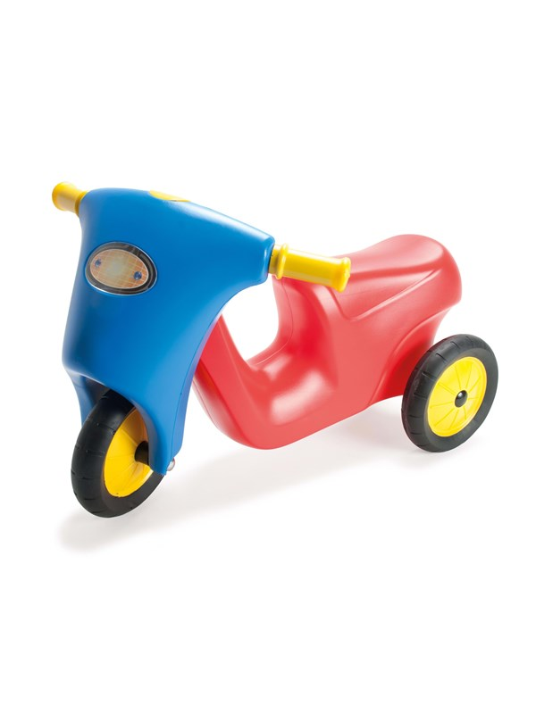Dantoy Scooter With Rubber Wheels