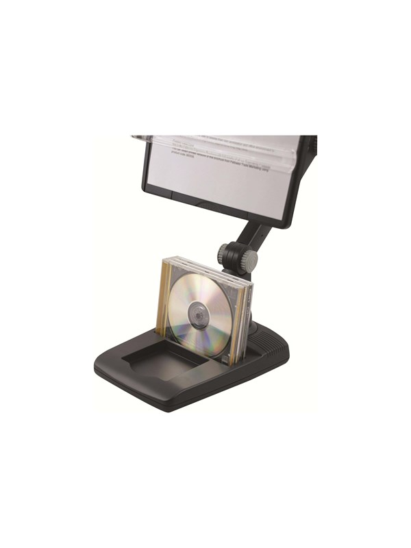Fellowes Flex Arm Copyholder Weighted Base