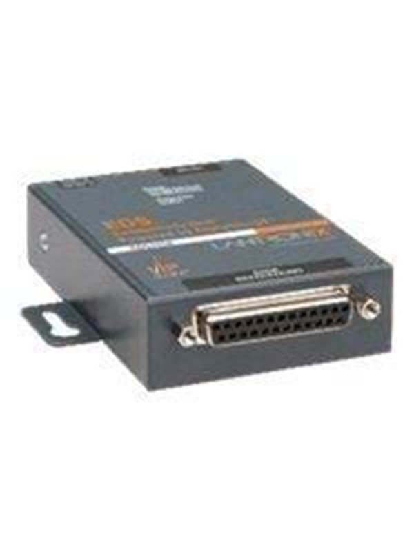 Lantronix Device Server EDS1100 1 Port Secure RS232/422/485 Serial to IP Ethernet Gateway