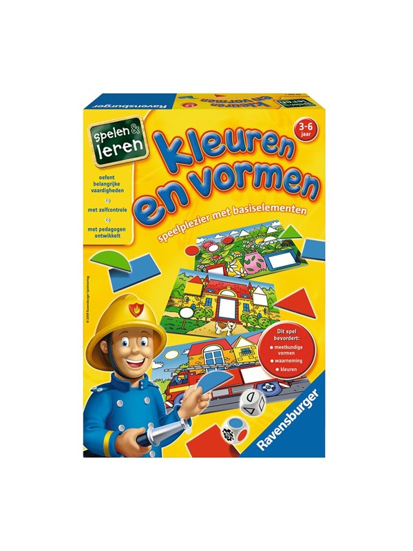 Ravensburger Colors and shapes