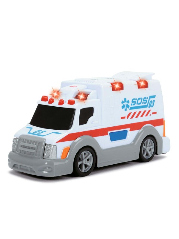 Dickie Ambulance with Light and Sound