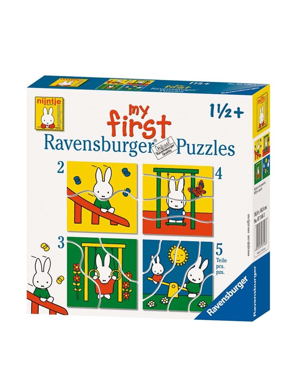 Ravensburger Miffy 4 in 1
