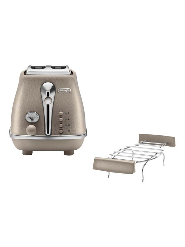 DeLonghi Brödrost & Toaster Icona Elements
