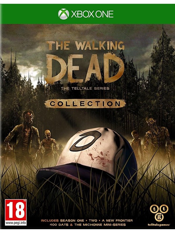 The Walking Dead Collection: Telltale Series - Microsoft Xbox One - Action/Adventure