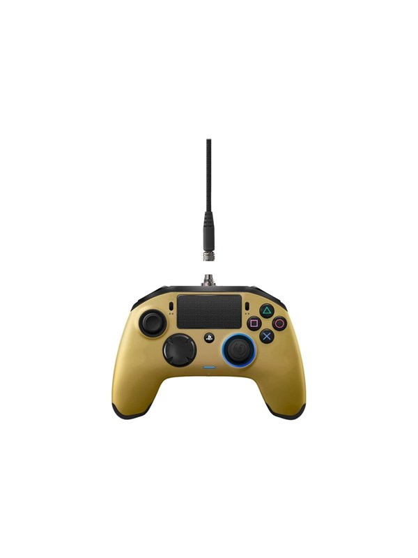 BigBen Interactive Nacon Revolution Pro Controller Gold - Gamepad - Sony Playstation 4
