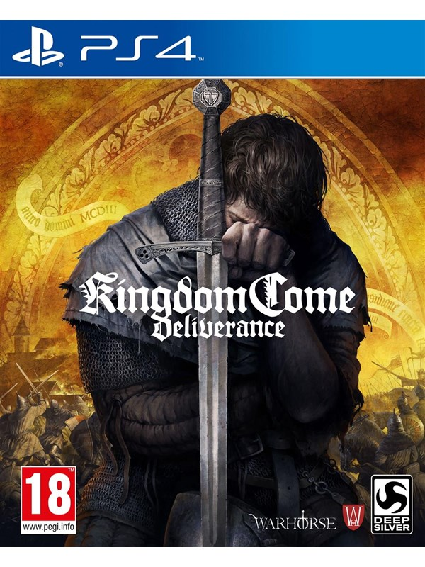 Kingdom Come: Deliverance - Sony PlayStation 4 - RPG