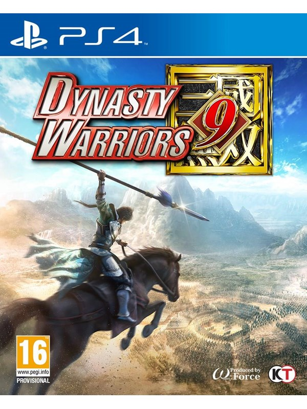Dynasty Warriors 9 - Sony PlayStation 4 - Action/Adventure
