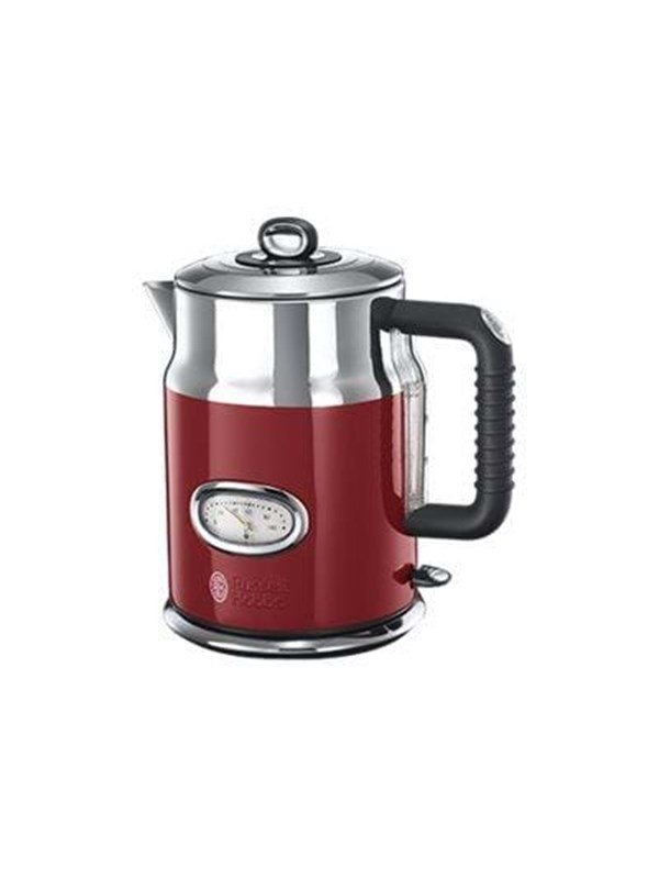 Russell Hobbs Vattenkokare Retro 21670-70 - Ribbon red - 2400 W