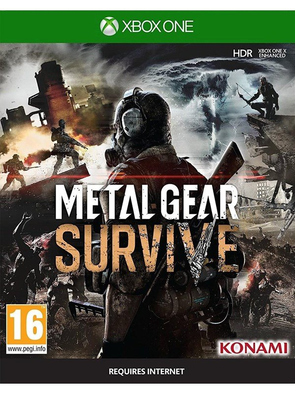 Metal Gear Survive - Microsoft Xbox One - Action