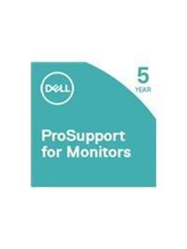 Dell 3Y AE || 5Y ProSupport AE - Upgrade from [3 years Advanced Exchange] to [5 years ProSupport Advanced Exchange] - support opgradering - 5 år - forsendelse