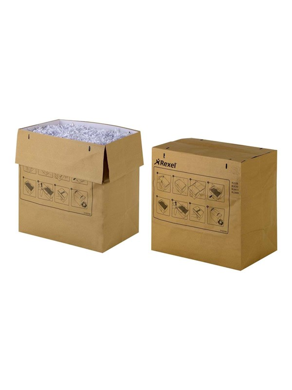 Rexel Recyclable Waste Sack