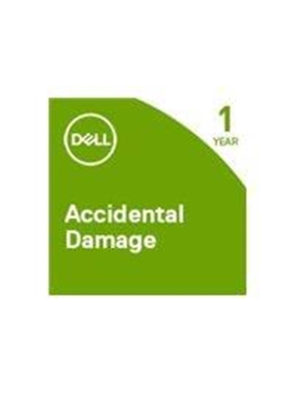 Dell Accidental Damage Service - accidental damage coverage - 1 year - on-site