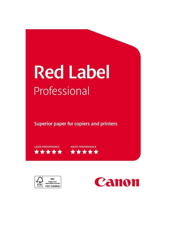 Canon Red Label Superior WOP151