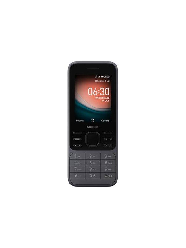 Nokia 6300 DS 4G TA-1286 CHARCOAL