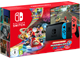 10002207 - Nintendo Switch With Joy-Con - Neon Blue and Neon Red (Mario Kart 8 Deluxe Edition)