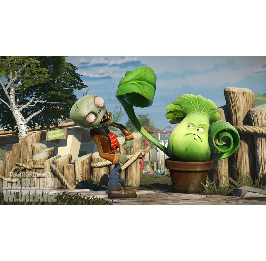 Plants Vs Zombies Garden Warfare (Xbox One, Xbox 360, PS4 ...